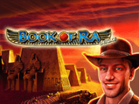 Book Of Ra Deluxe с бонусами
